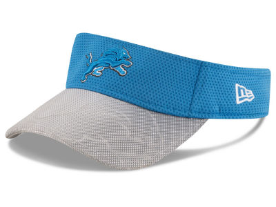Detroit Lions New Era 2016 Official NFL Sideline Visor