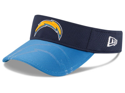 San Diego Chargers New Era 2016 Official NFL Sideline Visor