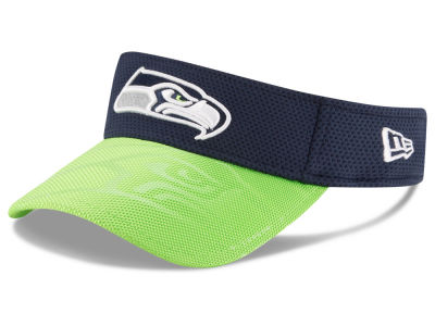 Seattle Seahawks New Era 2016 Official NFL Sideline Visor