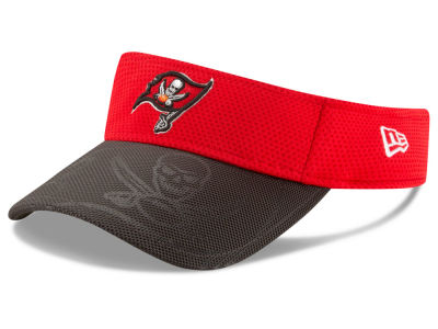 Tampa Bay Buccaneers New Era 2016 Official NFL Sideline Visor