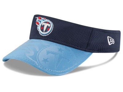 Tennessee Titans New Era 2016 Official NFL Sideline Visor