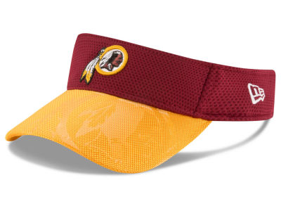 Washington Redskins New Era 2016 Official NFL Sideline Visor