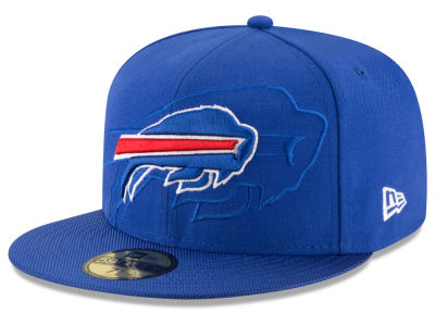 Buffalo Bills New Era 2016 Official NFL Sideline 59FIFTY Cap