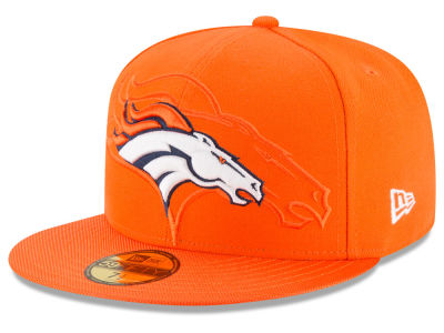 Denver Broncos New Era 2016 Official NFL Sideline 59FIFTY Cap