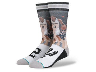 San Antonio Spurs Stance NBA Future Legends Crew Socks