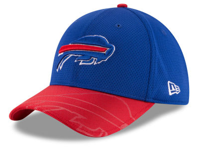 Buffalo Bills New Era 2016 Kids Official NFL Sideline 39THIRTY Cap