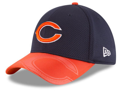 Chicago Bears New Era 2016 Kids Official NFL Sideline 39THIRTY Cap