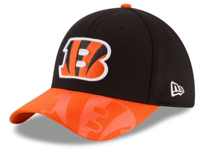 Cincinnati Bengals New Era 2016 Kids Official NFL Sideline 39THIRTY Cap