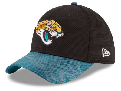 Jacksonville Jaguars New Era 2016 Kids Official NFL Sideline 39THIRTY Cap