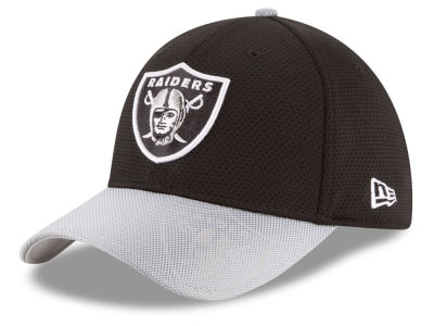 Oakland Raiders New Era 2016 Kids Official NFL Sideline 39THIRTY Cap