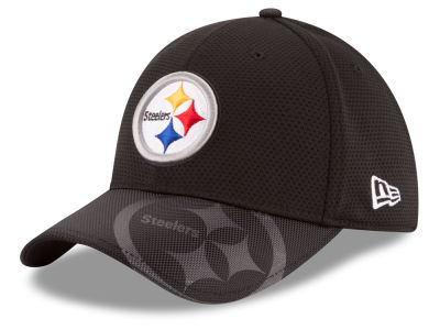 Pittsburgh Steelers New Era 2016 Kids Official NFL Sideline 39THIRTY Cap