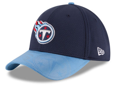 Tennessee Titans New Era 2016 Kids Official NFL Sideline 39THIRTY Cap
