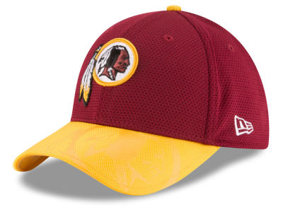 Washington Redskins New Era 2016 Kids Official NFL Sideline 39THIRTY Cap