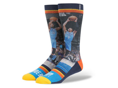 Oklahoma City Thunder Stance NBA Future Legends Crew Socks