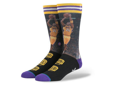 Los Angeles Lakers Stance NBA Future Legends Crew Socks