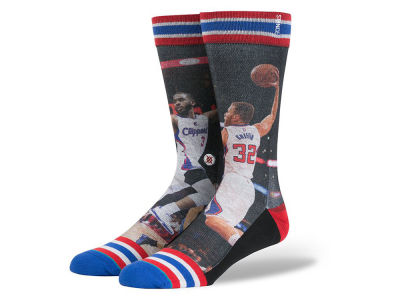 Los Angeles Clippers Stance NBA Future Legends Crew Socks
