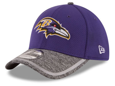 Baltimore Ravens New Era 2016 NFL Training Camp Reverse 39THIRTY Cap