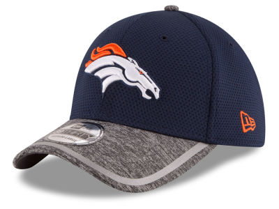 Denver Broncos New Era 2016 NFL Training Camp Reverse 39THIRTY Cap