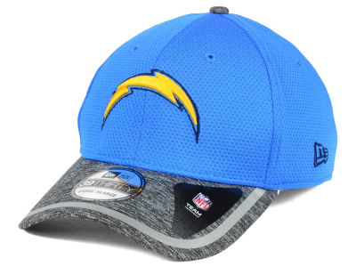Los Angeles Chargers New Era 2016 NFL Training Camp Reverse 39THIRTY Cap