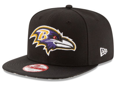 Baltimore Ravens New Era  2016 Kids Official NFL Sideline 9FIFTY Original Fit Cap