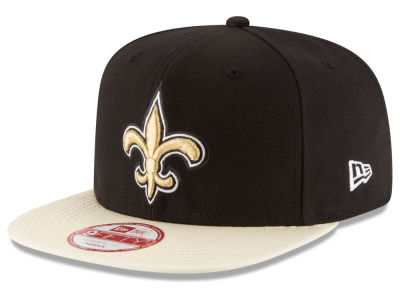 New Orleans Saints New Era  2016 Kids Official NFL Sideline 9FIFTY Original Fit Cap