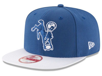 Indianapolis Colts New Era 2016 NFL Sideline Classic 9FIFTY Snapback Cap