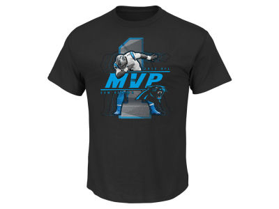 Carolina Panthers Cam Newton NFL Men's MVP Dab T-Shirt