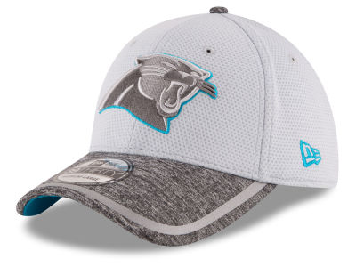 Carolina Panthers New Era 2016 NFL Training Camp Reverse 39THIRTY Cap