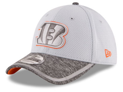 Cincinnati Bengals New Era 2016 NFL Training Camp Reverse 39THIRTY Cap