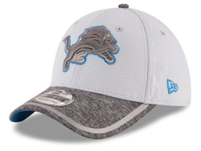 Detroit Lions New Era 2016 NFL Training Camp Reverse 39THIRTY Cap