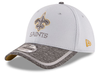 New Orleans Saints New Era 2016 NFL Training Camp Reverse 39THIRTY Cap
