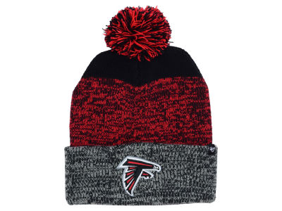 Atlanta Falcons '47 NFL Static Cuff Pom Knit