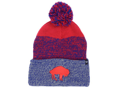 Buffalo Bills '47 NFL Static Cuff Pom Knit