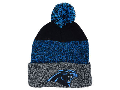 Carolina Panthers '47 NFL Static Cuff Pom Knit