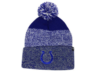 Indianapolis Colts '47 NFL Static Cuff Pom Knit
