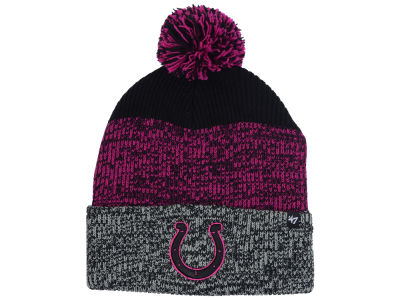 '47 NFL Static Cuff Pom Knit Hats