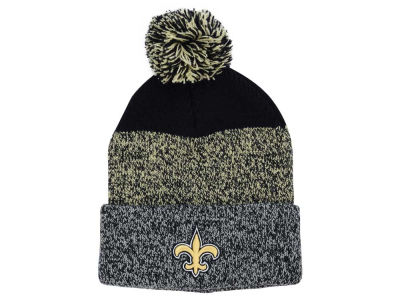 New Orleans Saints '47 NFL Static Cuff Pom Knit