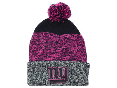 New York Giants '47 NFL Static Cuff Pom Knit