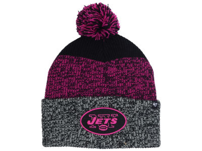 New York Jets '47 NFL Static Cuff Pom Knit