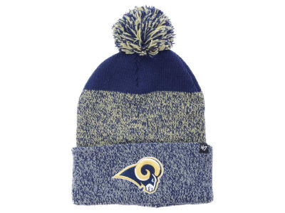 Los Angeles Rams '47 NFL Static Cuff Pom Knit