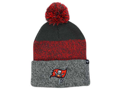 Tampa Bay Buccaneers '47 NFL Static Cuff Pom Knit