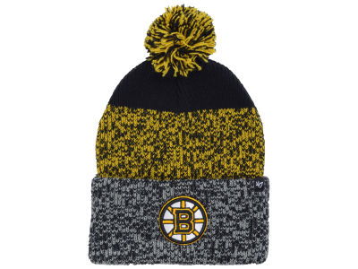 Boston Bruins '47 NHL '47 Static Cuff Knit