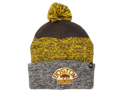 Boston Bruins '47 NHL Static Knit