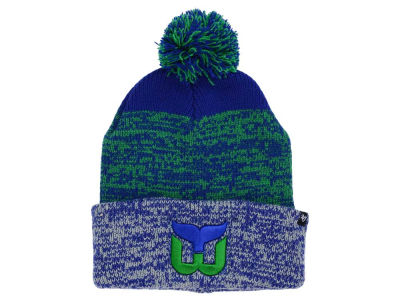 Hartford Whalers '47 NHL '47 Static Cuff Knit