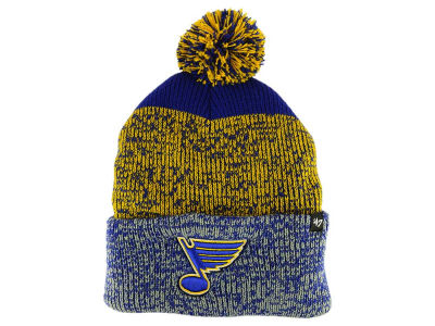 St. Louis Blues '47 NHL '47 Static Cuff Knit
