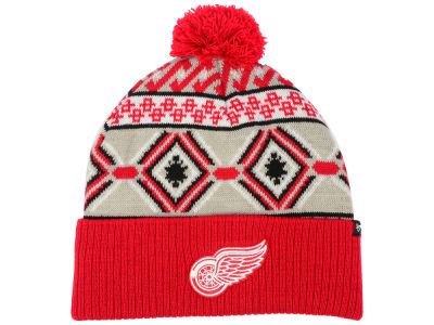 Detroit Red Wings '47 NHL Navajo Cuff Knit