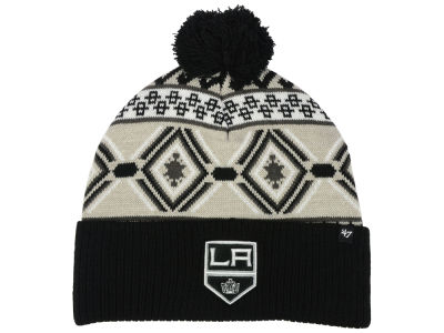 Los Angeles Kings '47 NHL Navajo Cuff Knit