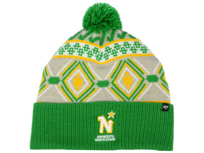 Minnesota North Stars '47 NHL Navajo Cuff Knit