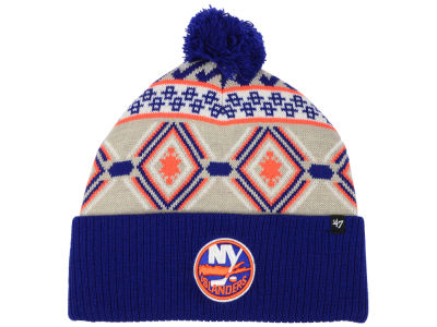 New York Islanders '47 NHL Navajo Cuff Knit