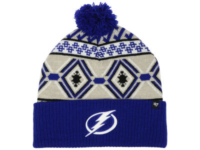 Tampa Bay Lightning '47 NHL Navajo Cuff Knit